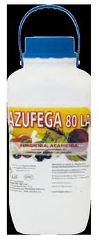 Azufega 80 LA - Productos AJF