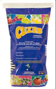 Cuzeb - Productos AJF