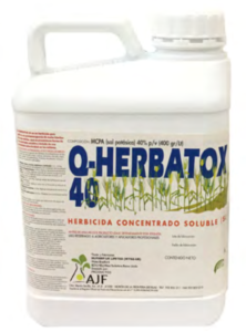 Q-Herbatox 40 - Productos AJF