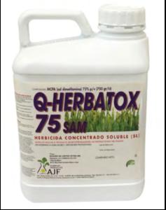 Q-Herbatox 75 SAM - Productos AJF