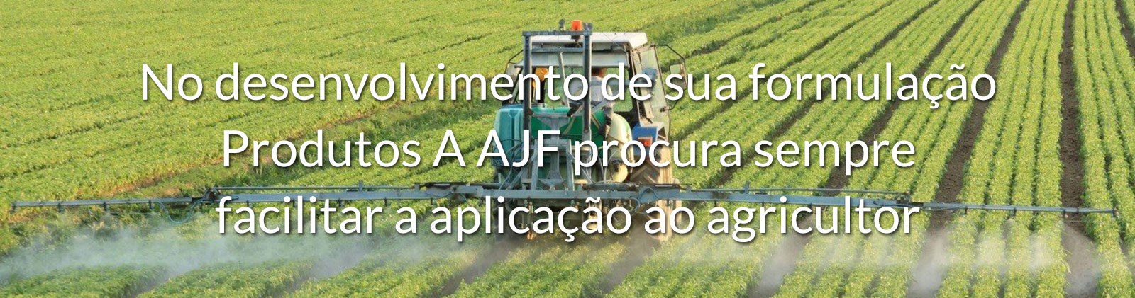 Home - Productos AJF