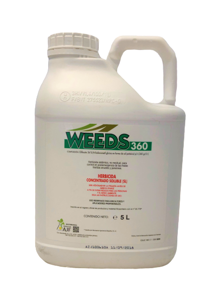 Weeds 360 - Productos AJF