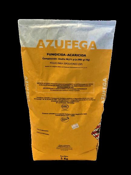 Azufega - Productos AJF
