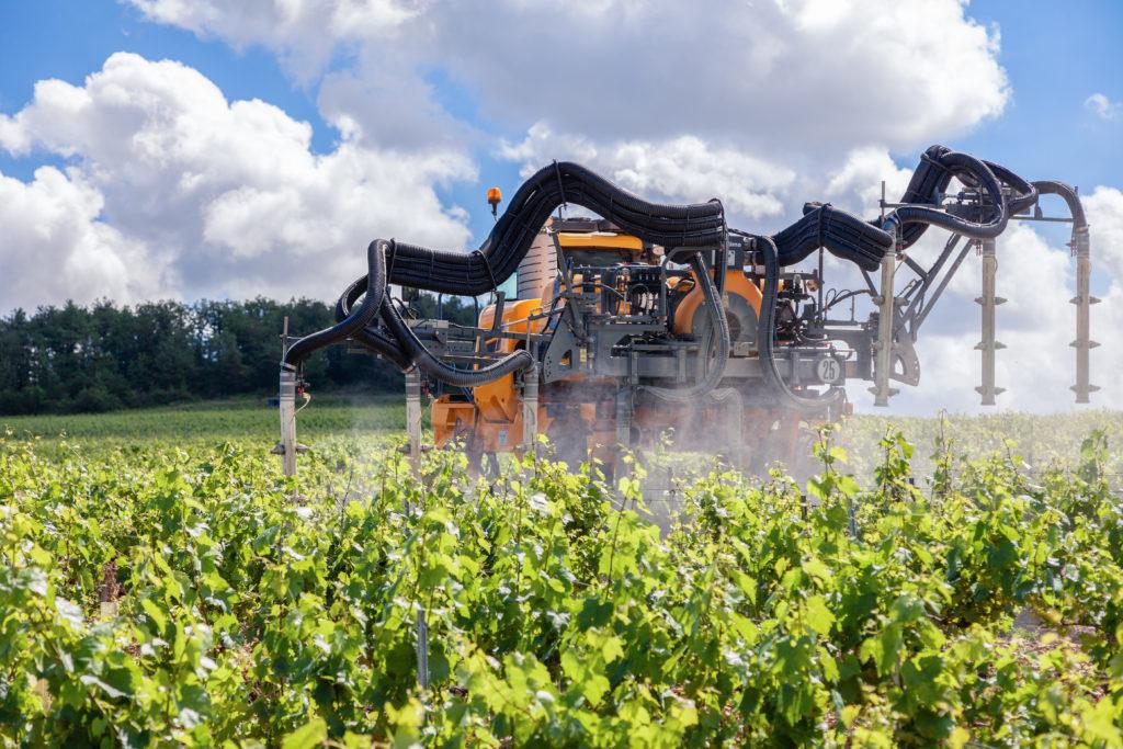 aplicaciones del azufre en la agricultura